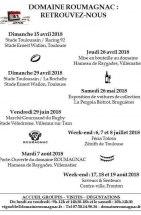 Domaine Roumagnac en Dates