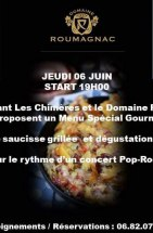 Soirée Dégustation, Gourmande et Pop-Rock