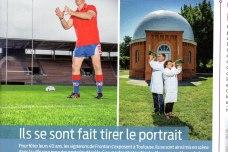 Rugbyman et Vigneron