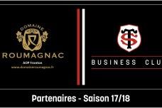 Partenaire Officiel du Stade Toulousain