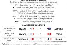 LE DOMAINE ROUMAGNAC OUVRE LES PARIS
