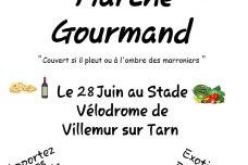 Marché de Villemur sur Tarn